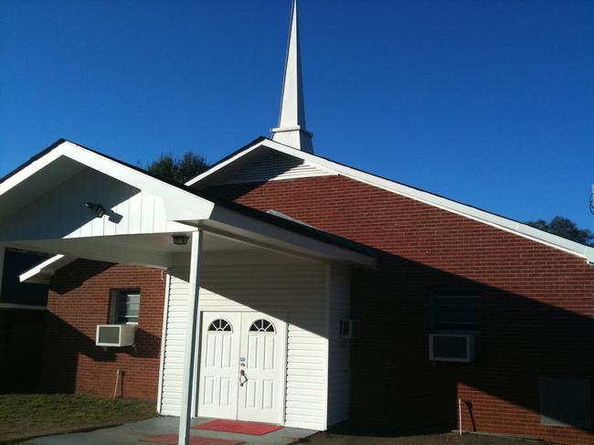 Mt. Moriah Church bldg