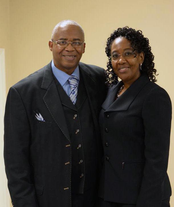 Pastors Columbus and Barbara O'Banner